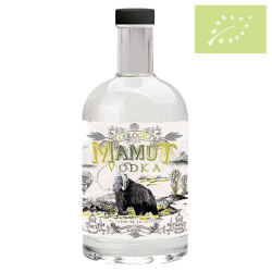 Vodka Mamut Ecológica