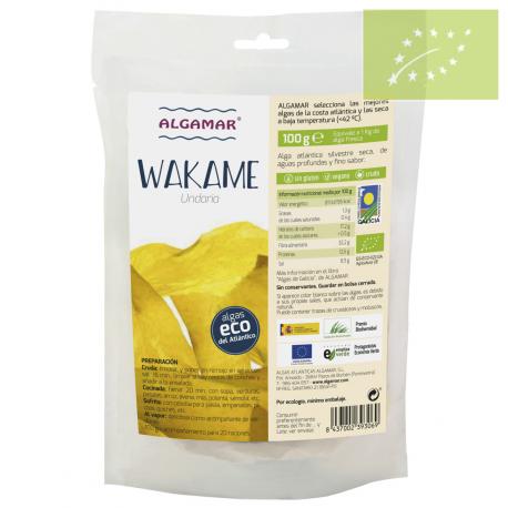 Alga Wakame 100 gr Ecológica