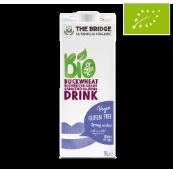 Bebida de trigo sarraceno 1l Ecológico