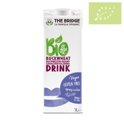Bebida de trigo sarraceno 1l The Bridge Ecológico