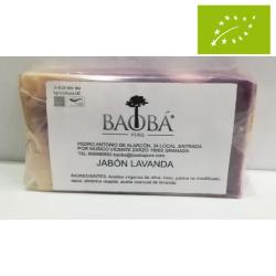 Jabón de oliva y lavanda Ecológico