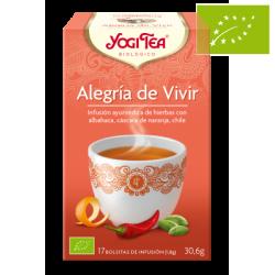 Yogi tea Alegría de Vivir Ecológico