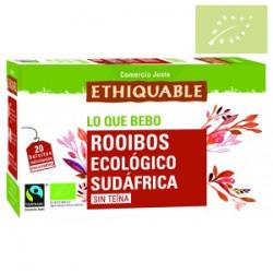 Infusión Bio Rooibos sin teína Ecológico