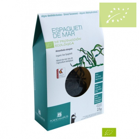 Espagueti De Mar (algas deshidratadas) 25 gr ecológico