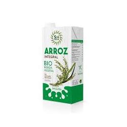 Bebida de arroz integral sin azúcar 1l Ecológico
