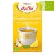 Yogi tea jengibre y limón Ecológico