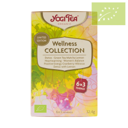 Yogi tea wellness collection Ecológico