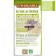 Chocolate negro con jengibre confitado Ecológico