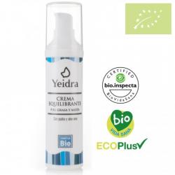 Crema Equilibrante 50ml Yeidra Ecológica