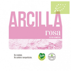 Arcilla Rosa 200 gr Yeidra Ecológico