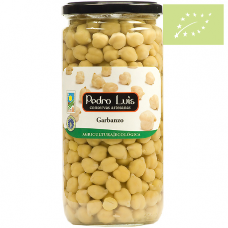 Garbanzos cocidos al natural 720ml