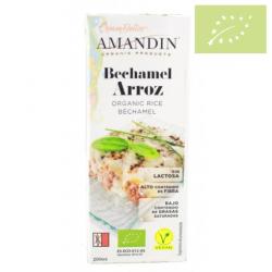 Bechamel de arroz 200ml Ecológico