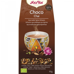 Yogi tea chocolate chai granel 90g Ecológico