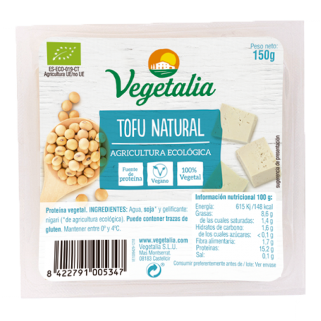 Tofu fresco 250g Ecológico