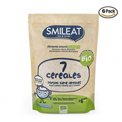 Papilla 7 cereales 200g ecológica