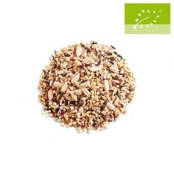 Semillas Mix (sésamo, chía, girasol, amapola) 500g Ecológico