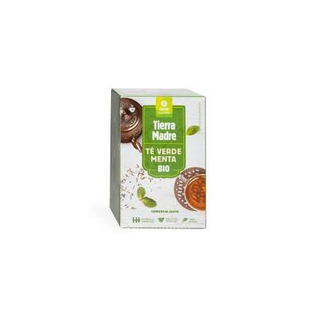 Té verde con menta OI Ecológico