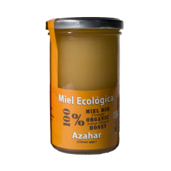 Miel de azahar 800g Ecológico
