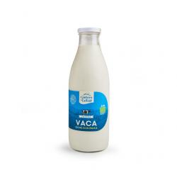 Leche de vaca Entera pasteurizada 1l ecológica