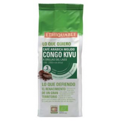 Café Premium Congo molido 250g Ecológico