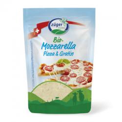 Mozzarella rallada 150g Ecológica
