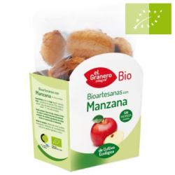 Galletas artesanales Manzana 250 gr Ecológico