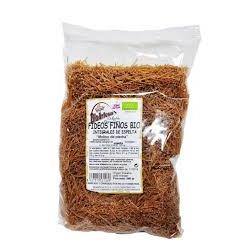 Fideos finos espelta integral 500g Bioartesa