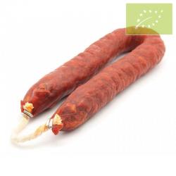 Chorizo Sarta Picante de Cerdo Ecológico