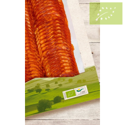 Chorizo de Cerdo Fileteado Ecológico