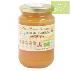 Miel de eucalipto 500g Ecológico