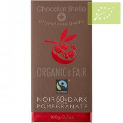 chocolate con granada