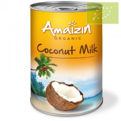 Leche de coco ecológica 400 ml