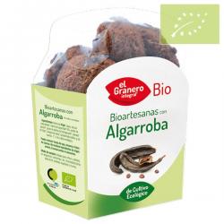 Galletas artesanales Algarroba 250 gr Ecológico