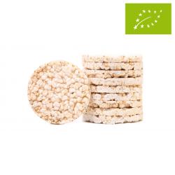 Tortas de arroz con sésamo SIN sal Ecológicas
