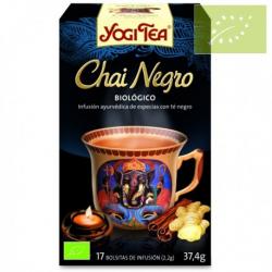 Yogi tea chai negro Ecológico