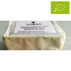 Jabón de oliva y aloe vera Ecológico