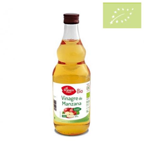 Vinagre de manzana 75cl Ecológico