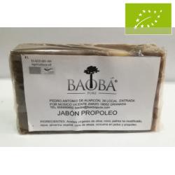 Jabón de oliva y propoleo Ecológico