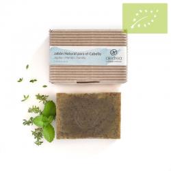 Jabón Jojoba-Menta-Tomillo cabello seco 135g Ecológico