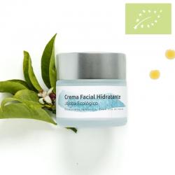 Crema Facial Hidratante Jojoba 50ml Ecológico