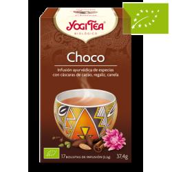 Yogi tea Choco Bolsitas Ecológico