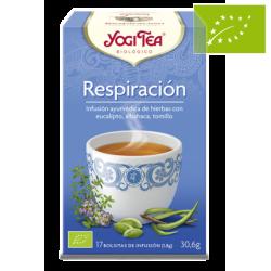 Yogi tea Respiración Ecológico