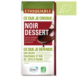 Chocolate para fundir 200 gr Ecológico