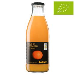 Zumo de mandarina 1l Ecológico