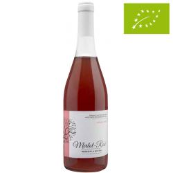Vino Merlot Rosé 75cl Ecológico