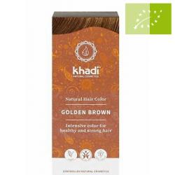 Henna castaño dorado 100g Ecológico