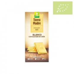 Chocolate blanco con azúcar de caña Ecológico