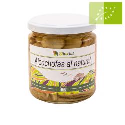 Alcachofas al natural 320g Ecológico