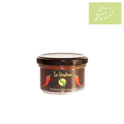 Pimentón Dulce molido LA VERDERA 50 gr Eco