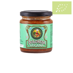 Boloñesa VEGANA 250 ml ecológica